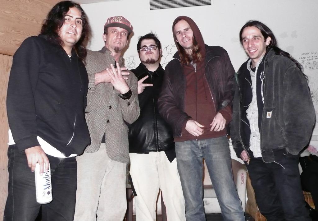 Raven, Bob, Jesse, Matt & Bill